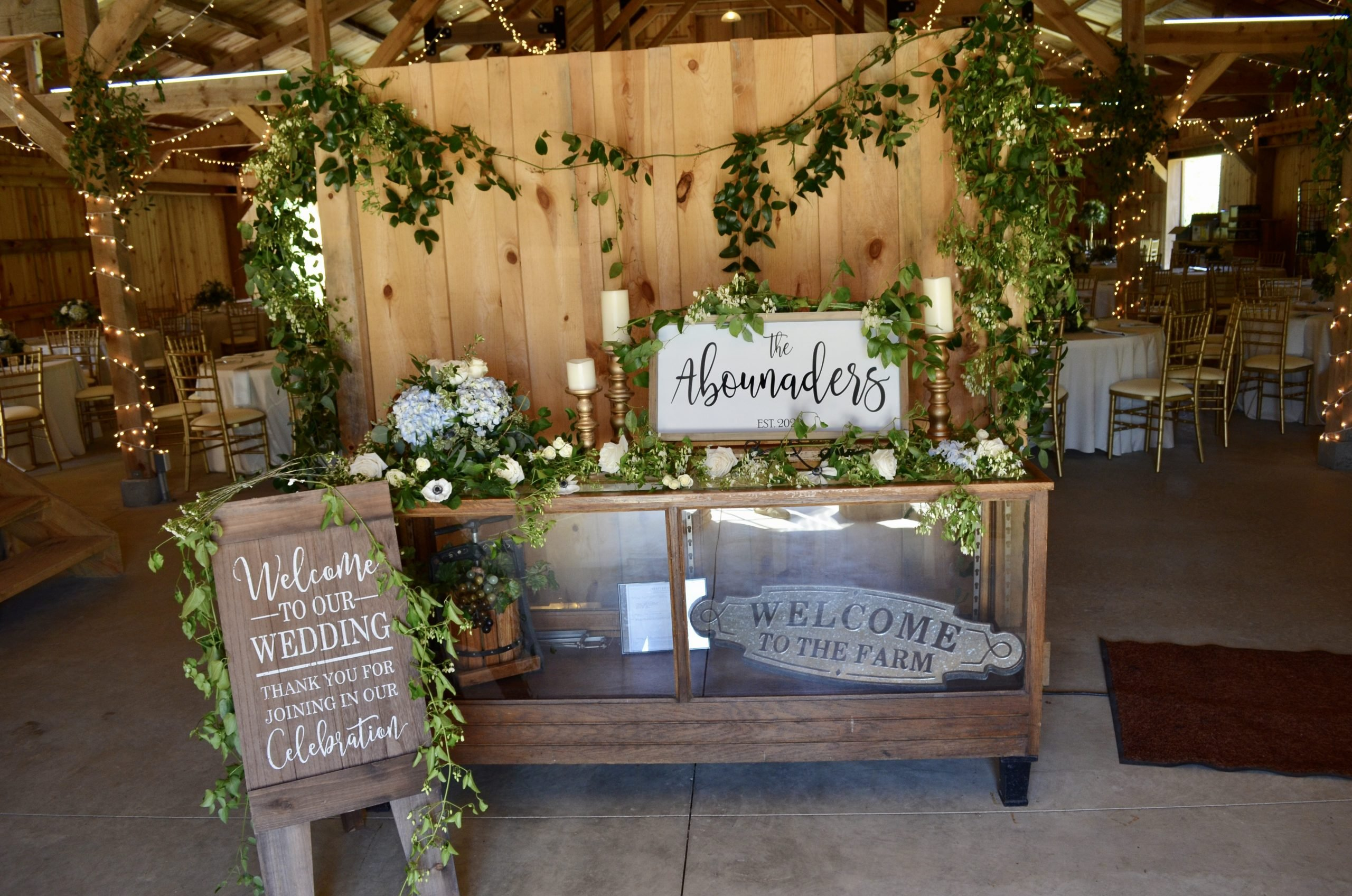 Forever Blueberry Barn Weddings and Rustic Winery2